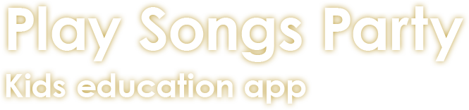Play Songs Party Kids education app